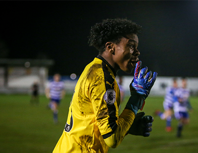 Cody and Coniah feature in FA Youth Cup ties
