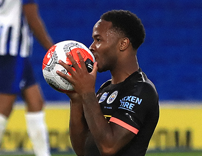 Raheem Records Best Ever Season for Goals