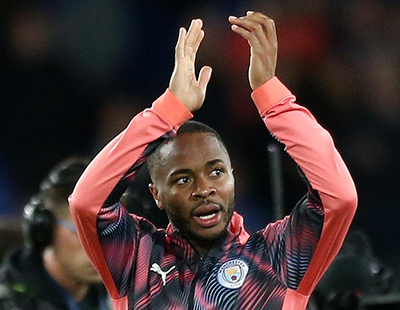 Raheem helps City stroll to another crucial win