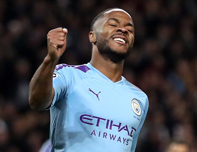 Raheem awarded official Champions League honour