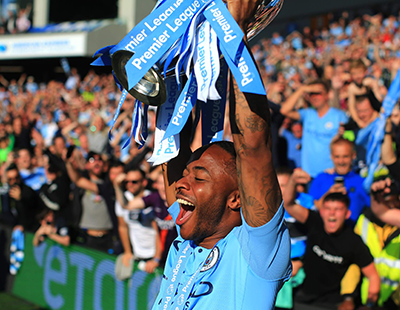 Raheem rises to become second most valuable footballer