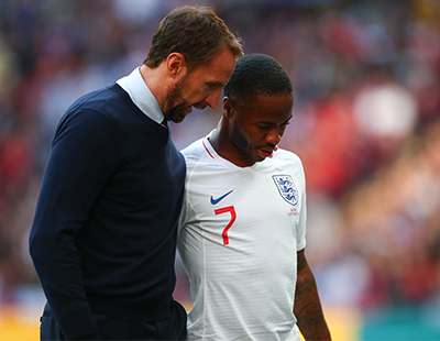 In-form Raheem receives England call-up