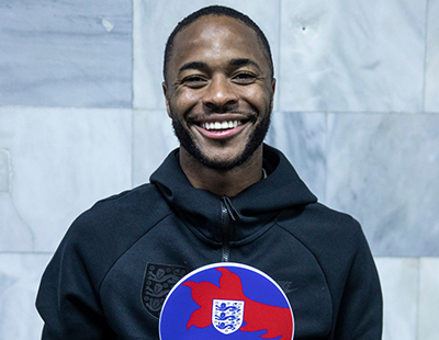 Remarkable Raheem excites once again for England